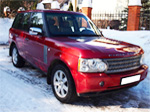 Land-Rover Range Rover Vogue 2007 г.в.