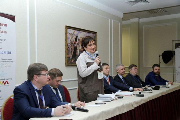 Председатель правления Региональной Ассоциации Ломбардов Людмила Грибок