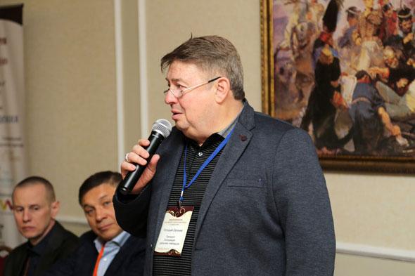 Президент Ассоциация уральских ломбардов Евгений Потоцкий